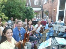marlow orchestra in claytons 1