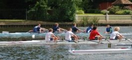 marlow town regatta - rowing