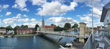 bridge from the rowing club - watermark