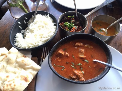 Sindhu Lunch review 16