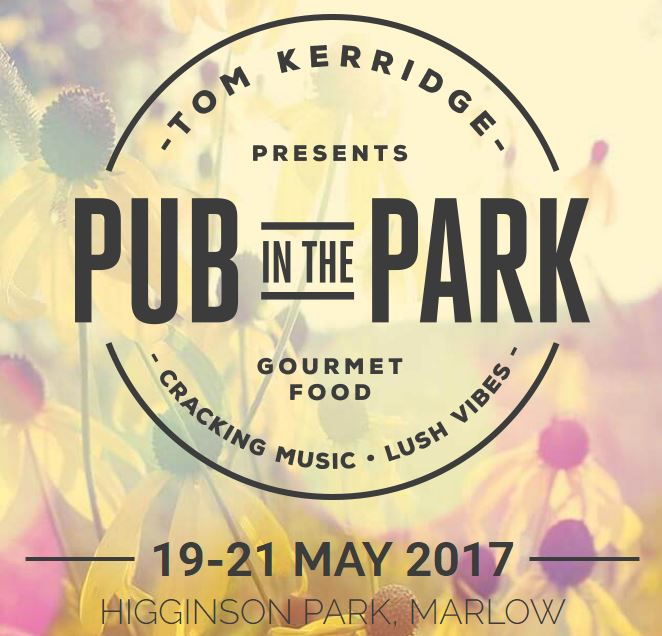 Pub in the park Tom Kerridge