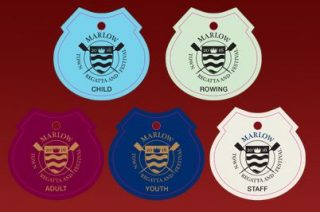 Marlow Regatta badges