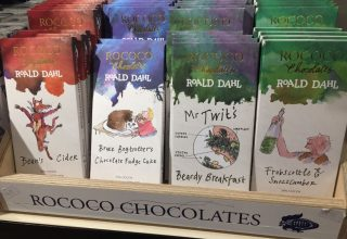 roald dahl chocolate