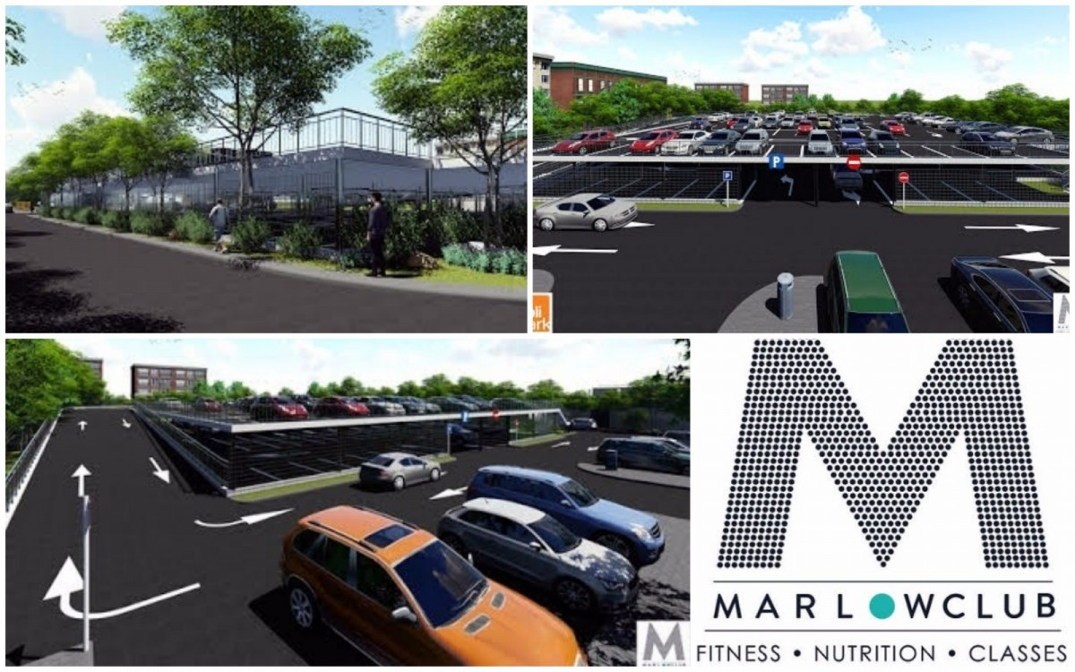 Marlow Club new car park