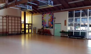 St Peters School Marlow venue