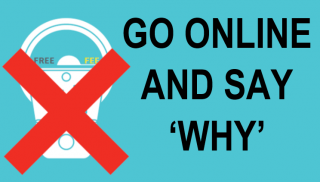 parkling go online and say why