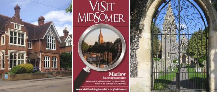 midsomer locations in marlow