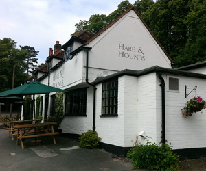 Hare and Hounds, Marlow