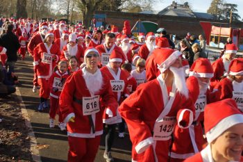 Santa Fun Run – last minute reminders!