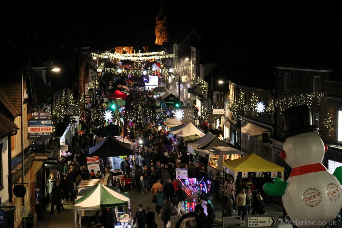 Late Night Shopping Marlow 2017