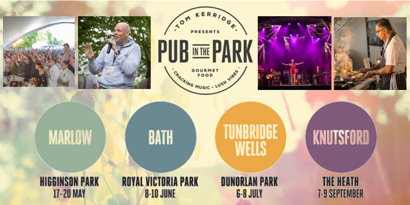 Pub in the park 2018