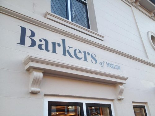 barkers marlow