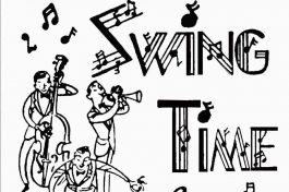 Swing time Prince of Wales