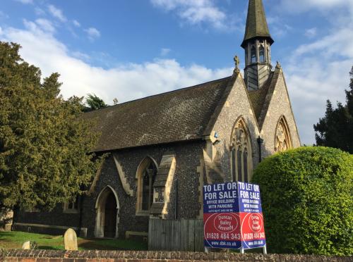 old trinity church marlow