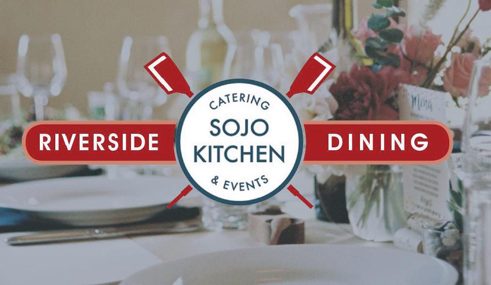Riverside Dining Marlow Town Regatta