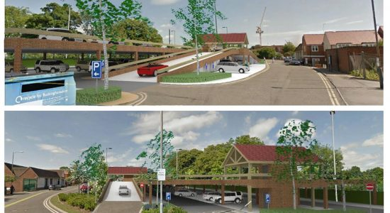 Update: Decked car park plans