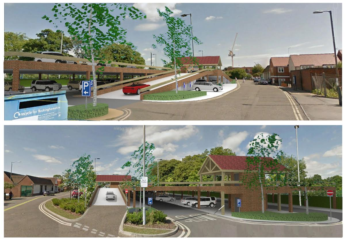 riley car park proposals