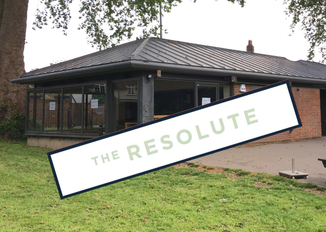 the resolute marlow