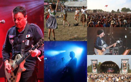 penn festival collage