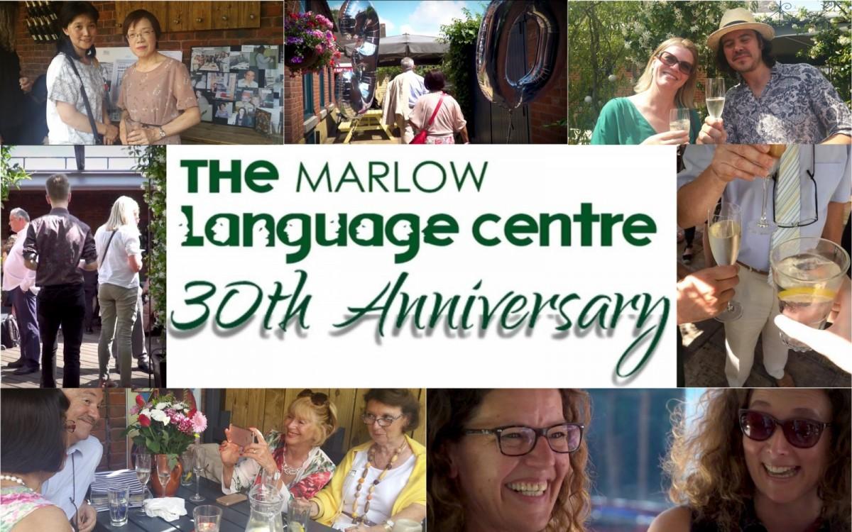marlow language centre at 30