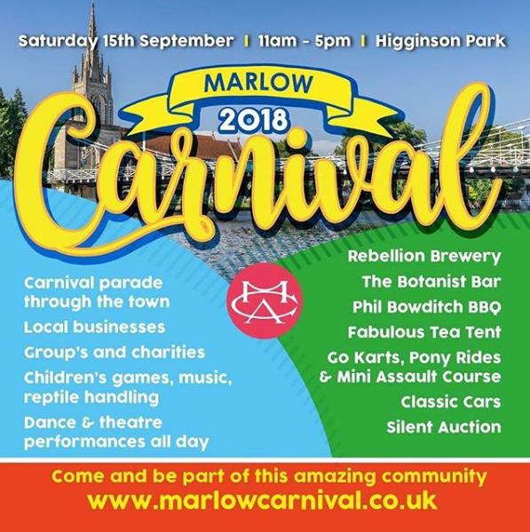 marlow carnival 2018