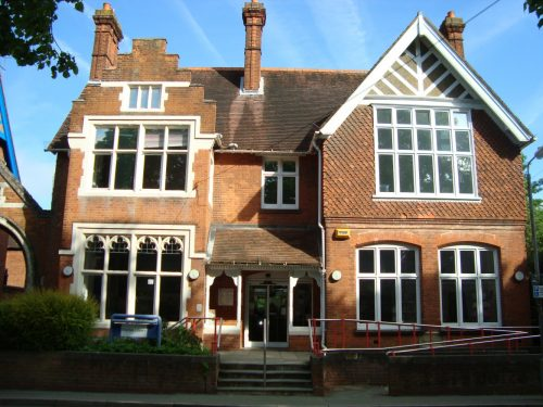 Marlow library