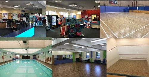 court garden leisure complex and swimming pool marlow