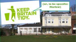 keep marlow tidy