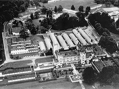 Danesfield Marlow in 1945