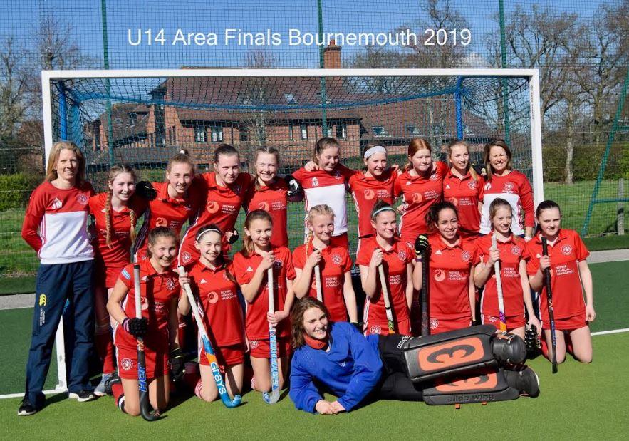 marlow hockey club u14 girls