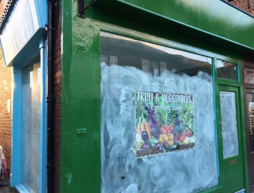 marlow tinc will be fruit and veg shop