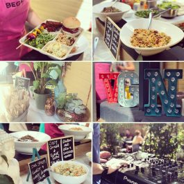 Vegan Street Food in Marlow