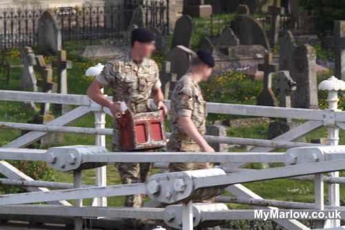 marlow bridge closed bomb disposal 03