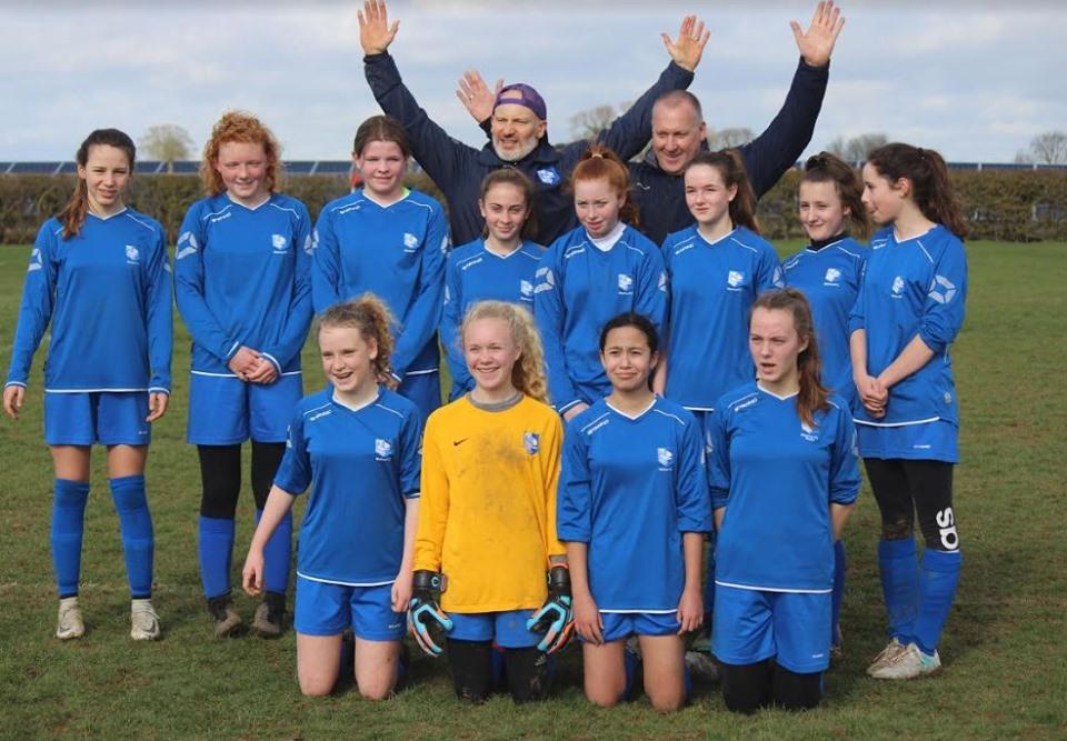 Marlow FC girls