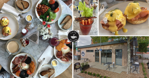 Cafe Glovbe Marlow