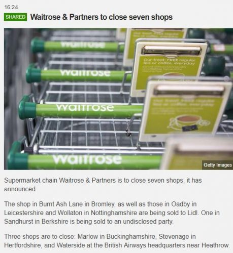 waitrose on bbc