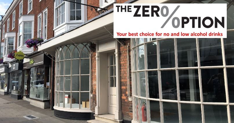zero option shop marlow