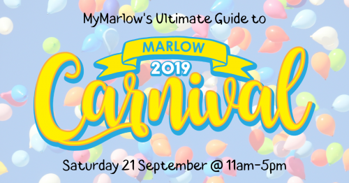 MyMarlow Ultimate Guide to Marlow Carnival 2019 Saturday 21 September