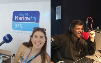 Marlow FM presenters shortlisted for radio awards