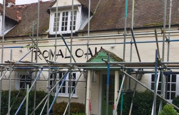 The Royal Oak – building work nears completion (with photos!)
