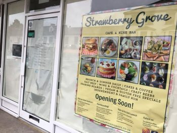Strawberry Grove opening date confirmed