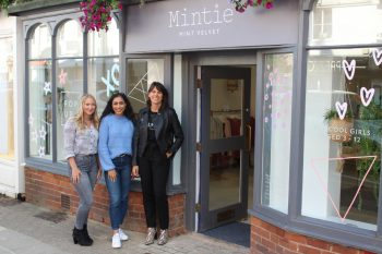 Mint Velvet's little sister Mintie arrives on the High Street