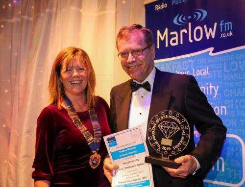 Marlow FM Hidden Gems Awards 2019 winners Make Marlow Dementia Friendly MMDF