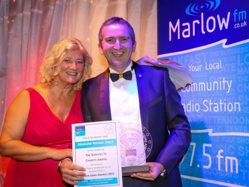 Marlow FM Hidden Gems Awards 2019 winners The Marlow Roundtable