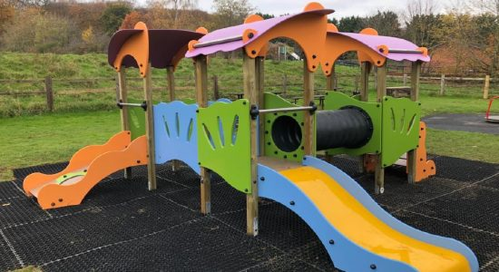 Local Residents Raise £20k for Park Improvements