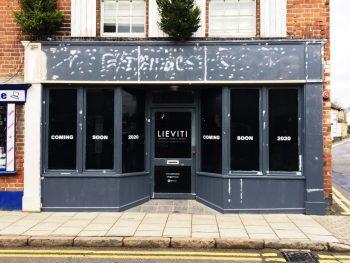 Lieviti – a new restaurant opening 2020
