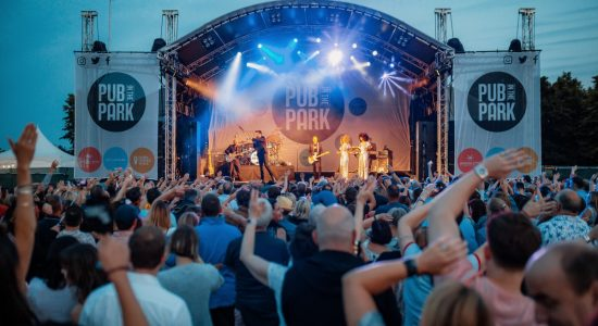 Pub in the Park 2020- dates confirmed