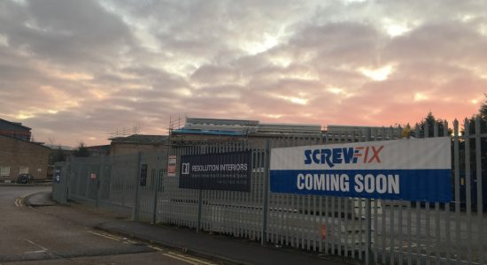 Screwfix opening in Marlow