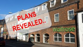 So what will replace Waitrose? This might…