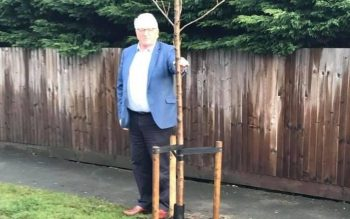 New tree-planting scheme gets under way in Marlow